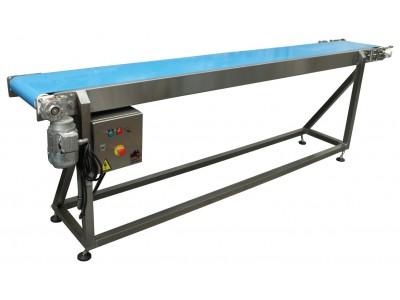 PACIFIC Variable Speed Food Grade Conveyor