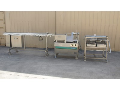 Used Vemag Complete Sausage Line