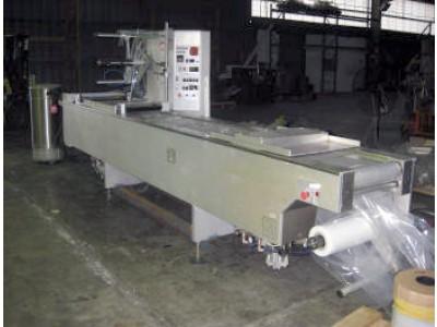 Vertipak Vacuum Packing and Sealing Line