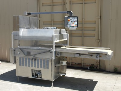 Cryovac VS90 Flat Belt Vacuum Packing Machine