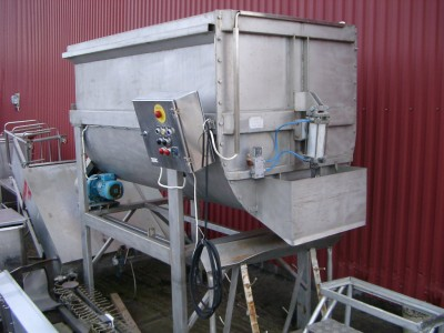 WOLFKING 1000L Mixer