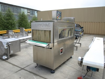 Cryovac WR26 Air Drying Tunnel