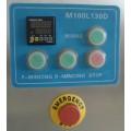 PACIFIC 100L Mixer Mincer - Controlls