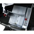 PACIFIC SS-F350 Automatic Slicer - Product holder open