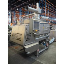 CFS UniMix Twin-Shaft Mixer with Gas Cooling