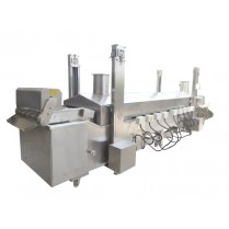 PACIFIC 400mm 5.5M Continuous Fryer
