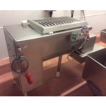 Risco RS200 Frontal Discharge Twin Paddle Mixer