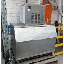 CastelMAC - Icematic F200 Flaked Ice Machine