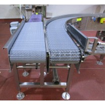 Check Weight Reject Conveyor