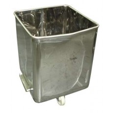 PACIFIC 300L Stainless Steel Dump Bin