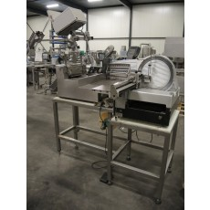 Bizerba A406 FB Slicer and Conpax Servo Wrap Packaging Machine