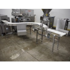 Mado mince meat portioning system conveyors