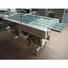 Stainless Steel Inliner Conveyor (4x 63 mm)