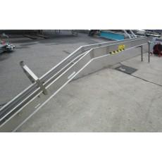 Used incline conveyor [C03] -  200 mm x 5110 mm