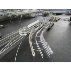 Used conveyor [C15] -  430/400 mm x 1100 mm