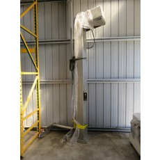 Carsoe Single Column Lift - HKV 200 Bin Lifter