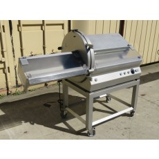 MHS PCE 65T Tabletop Slicer with Trolley Stand