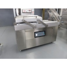 DZP600/2SB Swing Lid Vacuum Packer