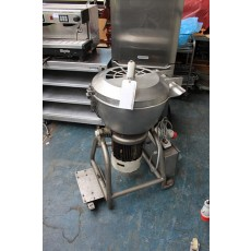 Stephan VCM40 Vertical Cutter / Mixer with 90 Degree Tilting