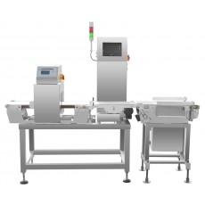 Techik IMC-230L Combined Metal Detector & Check Weigher