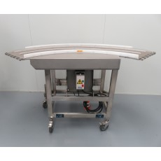 Demo PACIFIC 400mm 90 Degree Wire Mesh Conveyor