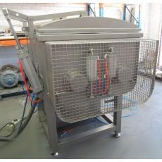 PACIFIC 650L Twinshaft Mixer