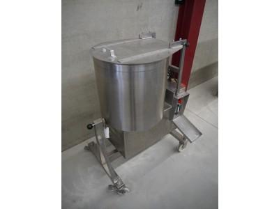 DESA D95 - 100L Tilting Mixer Tumbler