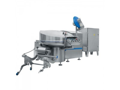 PACIFIC 330L Vacuum Bowl Cutter with Unloader