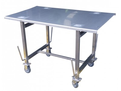 JS-4300 Blade Change Table