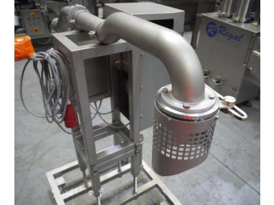 De Jong Meatball forming machine