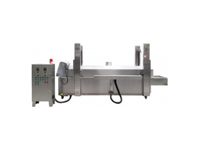 PACIFIC 400mm x 3.5m Continuous Fryer - Electric