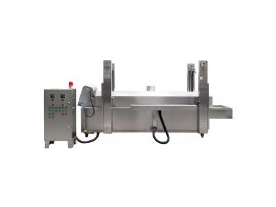 PACIFIC 400mm x 4.5m Continuous Fryer - Electric