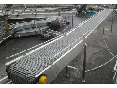 Used conveyor [C01] -  300 mm x 4810 mm