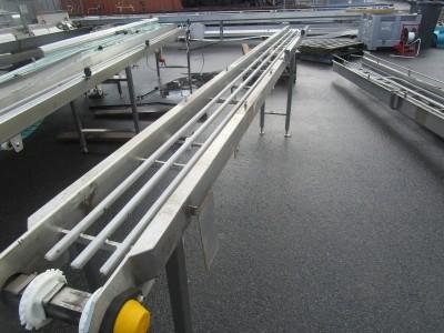 Used conveyor [C16] -  200 mm x 4500 mm