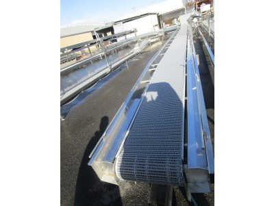 Used conveyor [C27] -  350 mm x 1100 mm