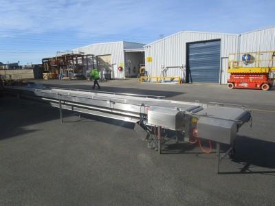 Used conveyor [C27] -  350 mm x 11000 mm