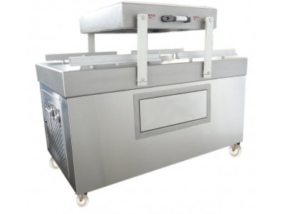 PACIFIC 530 Swing Lid Vacuum Packaging Machine With Busch Pump