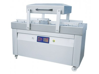 Pacific 650 Swing Lid Vacuum Packaging Machine With Busch 100m3 Pump