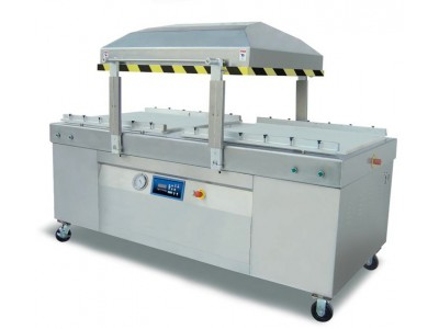 Pacific 1000 Swing Lid Vacuum Packaging Machine With Busch 302m3 Pump