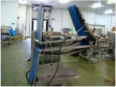 Formax TS 180 Conveyor Belt Transfer System