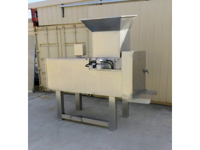 Holac VA-150 Dicer with Infeed Hopper
