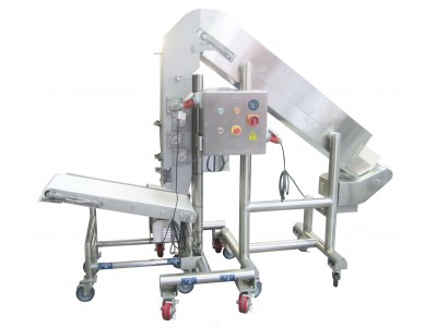 Demo Shredamatic Industrial Cooked Meat Shredder