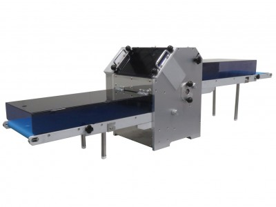 PACIFIC JS-300 Fresh Meat Slicer, Strip Cutter & Dicer