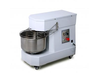 PACIFIC 40L Spiral Dough Mixer - 2 Speed
