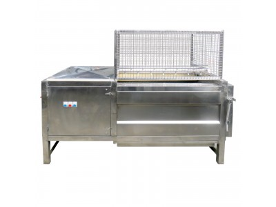 PACIFIC Potato Peeling and Washing Machine