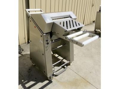 MAJA ESB 4434V/1 - Combined Derinding & Membrane Skinning Machine