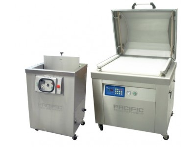 PACIFIC 800 Vacuum Packer & Dip Tank Bundle