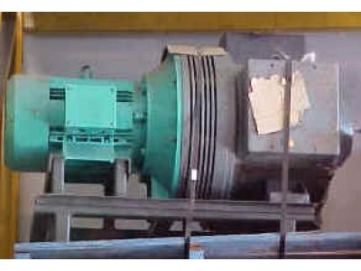 REISCHLE 380 Cubic Metre Vacuum Pump