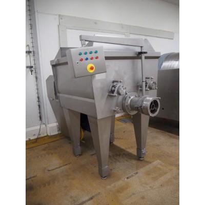 SIMO 120-200 Mixer Mincer