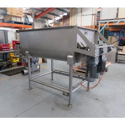 Mackies MMB-120 1200L Twin Shaft Ribbon Mixer